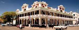 Douslin House, Bulawayo Branch